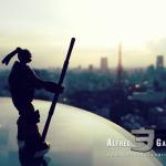 Tokyo Tower-Ninja Turtle